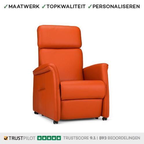 Nieuwe Sta-op fauteuils en Stoelen Nu vanaf €1.190,-!