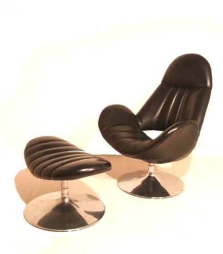 Rohe Noordwolde fauteuil sixties retro vintage top design