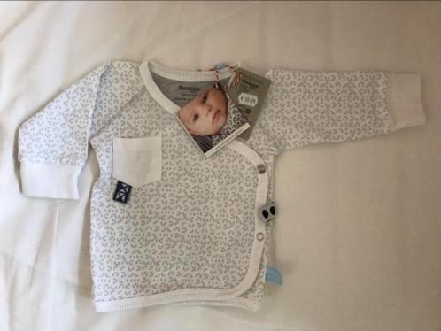 Baby overslagvestje van snoozebaby maat 50