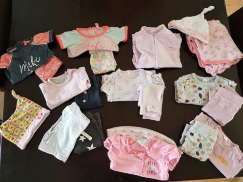 Baby kleding meisje maat 50