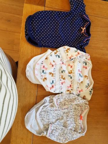 Babykleding 50/56