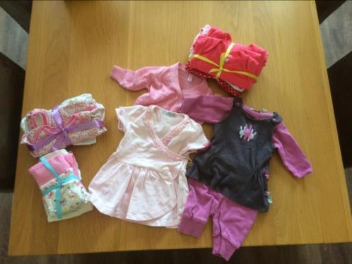 Meisjes kleding maat 50
