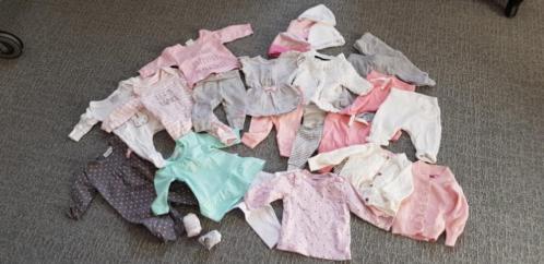 Baby meisjes kleding met mooie merken. maat 50