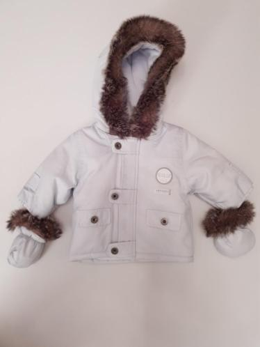 Absorba jas winter / winterjas / jasje blauw maat 50 NIEUW