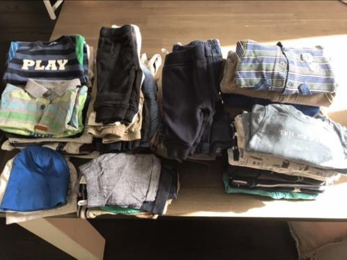Groot kledingpakket maat 50/56