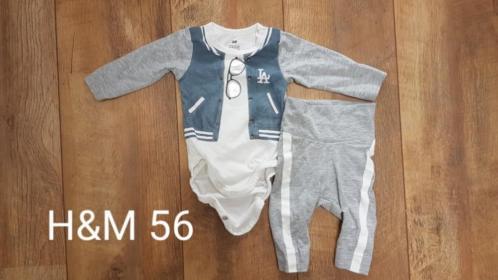 Babykleding maat 50 tot 68