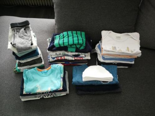 Babykleding (jongetje 50/56)