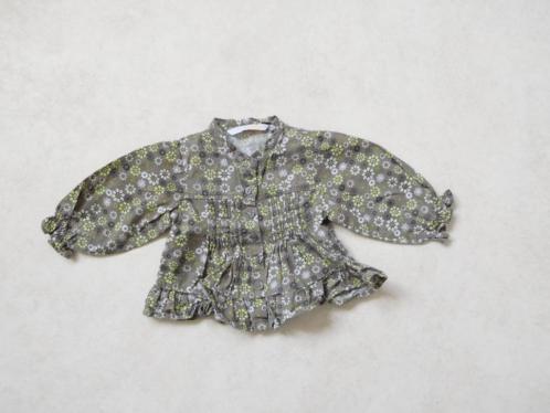 (E9) SALE! HTX Little Me blouse