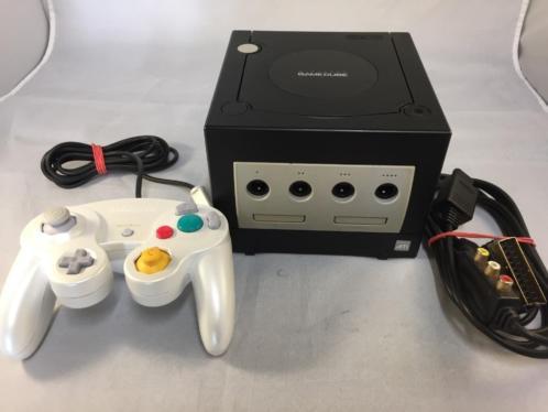 Gamecube - zwart