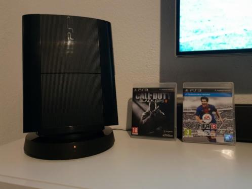 PlayStation 3 compact incl. 2 spellen