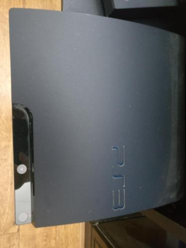 Playstation 3 met 3 controllers