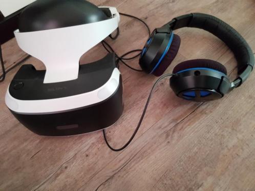 Ps4 VR BRIL.