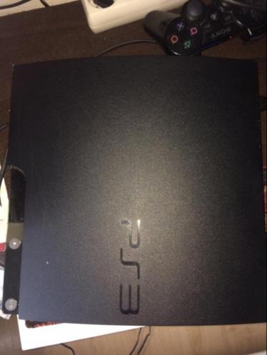 PlayStation 3 console met 2 controllers