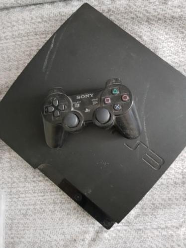 PS3 Slim 250 GB, goed werkend