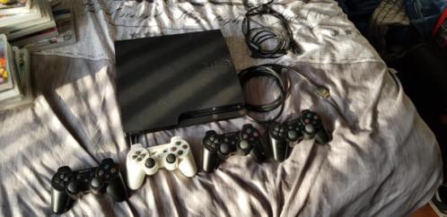 Nette Playstation 3 met veel extra's