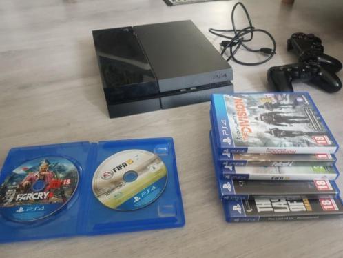 Goed werkende PlayStation 4