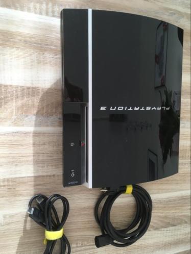 Kapotte (yod) PS3 generatie 1 incl kabels