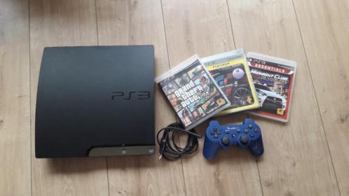 PlayStation 3 / PS3 met 3 spellen
