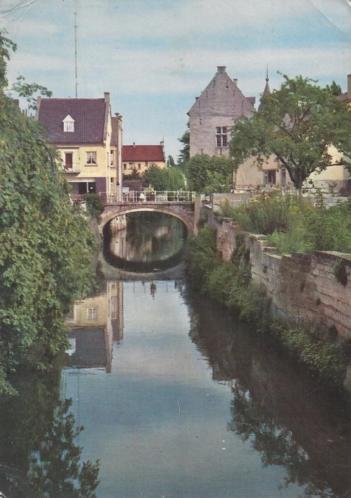 15x Valkenburg kleur, jaren 70 - 90