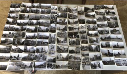 Grote partij oude ansichtkaarten van Dordrecht