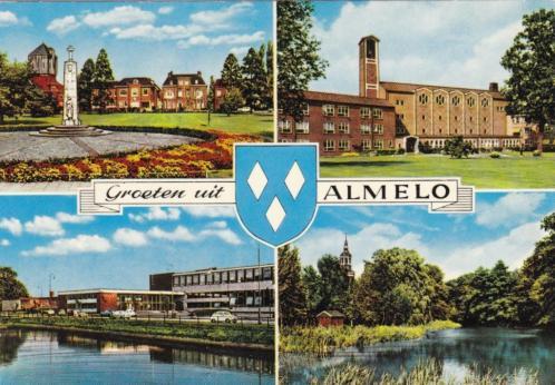 Almelo - 5 stuks