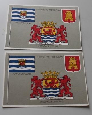 Oude ansichtkaarten