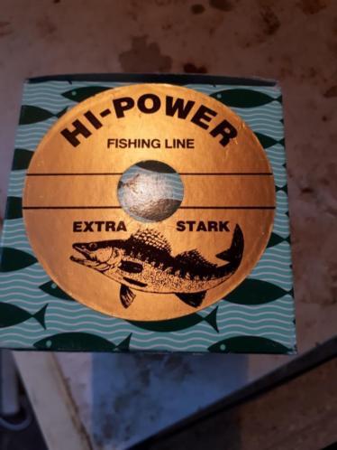 te koop nieuwe vislijn