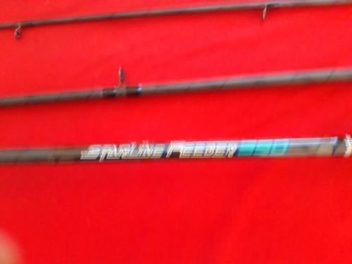 Werphengel starline feeder 3.90 m. met grote molen