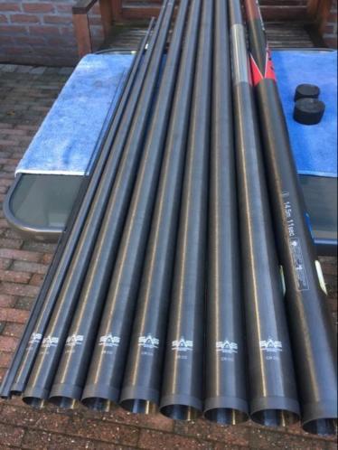 Vaste hengel Shimano Carp Cruncher XT 14.5 M