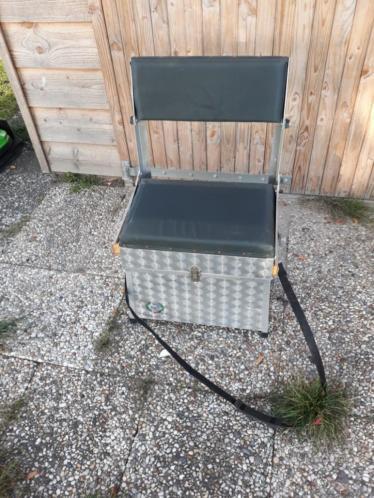 Viskoffer -stoel