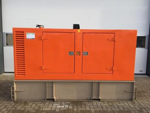 Iveco Stamford Super Silent 65 KVA As New!