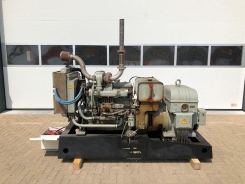 DAF 575 65 kVA generatorset