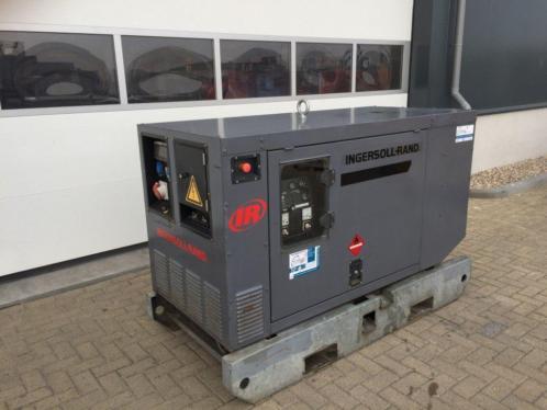 Ingersoll Rand Mitsubishi 20 kVA Supersilent